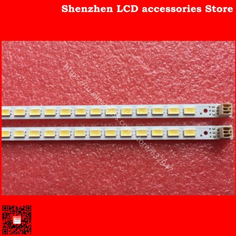 2pieces/lot Is New100%    L40F3200B 40-DOWN LJ64-03029A LTA400HM13 Backlight 1piece=60LED 455MM 100%NEW
