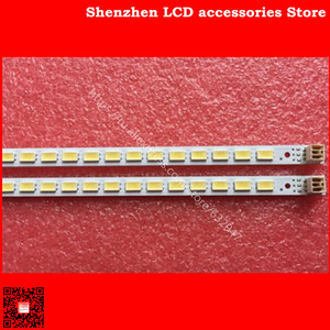 Image 1 - 2pieces/lot is new100%    L40F3200B 40 DOWN LJ64 03029A LTA400HM13 backlight 1piece=60LED 455MM 100%NEW