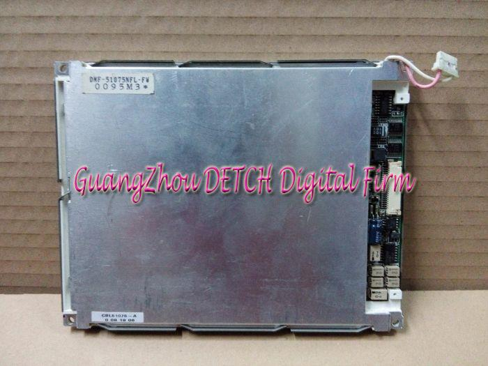 Industrial display LCD screen5.7-inch  DMF-51075NFL-FW LCD screen 9 4 inch stn lcd industrial display screen panel dmf 50584nfu fw 100