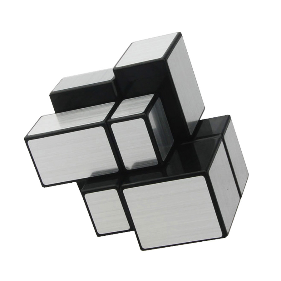 children educational toy puzzle games magic cube mirror square  - children educational toy puzzle games magic cube mirror square speed cubosmagicos hand spinner brinquedos jigsaw puzzle din magic cubes fromtoys