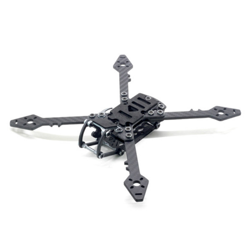 HSKRC Freestyle 250 248mm Carbon Fiber True X RC Drone FPV Racing Frame Kit 118g for RC Drone FPV Racing