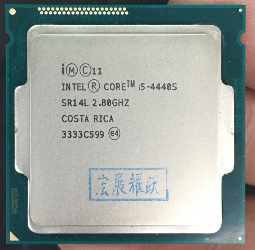 Intel Core I5-4440S  I5 4440S Processor (6M Cache, 2.8GHz) LGA1150 Desktop CPU