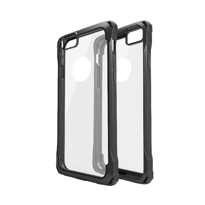 ITEUU Anti-knock Hard Case för iphone 6 6S Fodral Stötsäker Klar - Reservdelar och tillbehör för mobiltelefoner - Foto 5