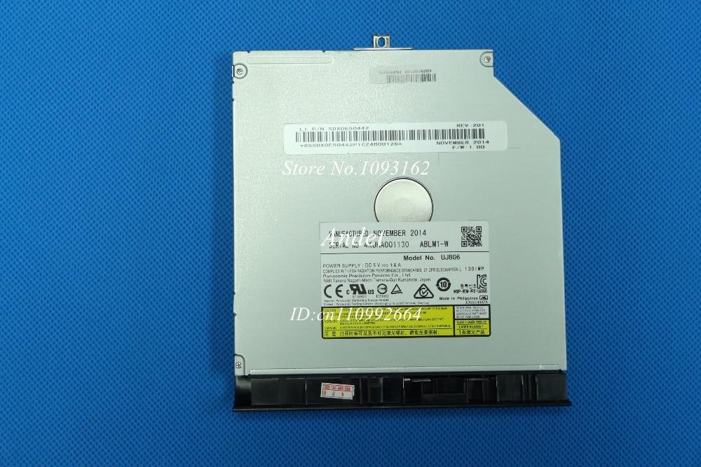 Original for Lenovo ThinkPad Edge E550 E560 E555 E565 Laptop 8X DVD RW RAM DL Writer Super Multi 24X CD-RW Burner Optical Drive tb multi burner drive