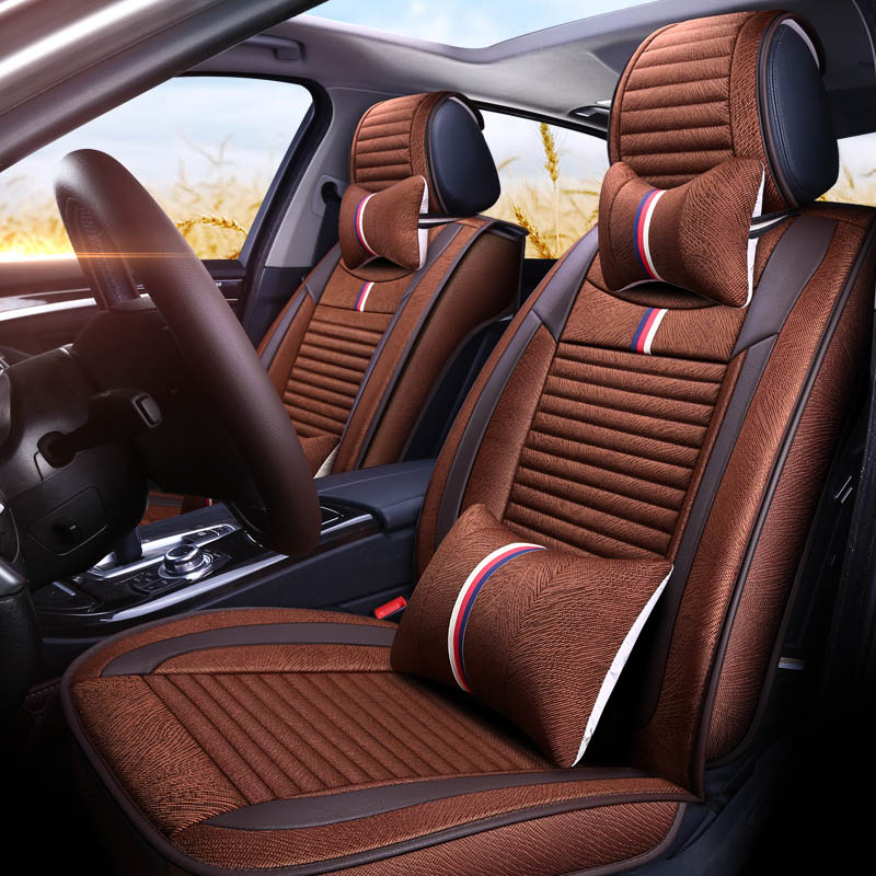 Universal car seat cover automobiles seat protector for TaGaz Tager Aquila C10 C190 C 30 Road