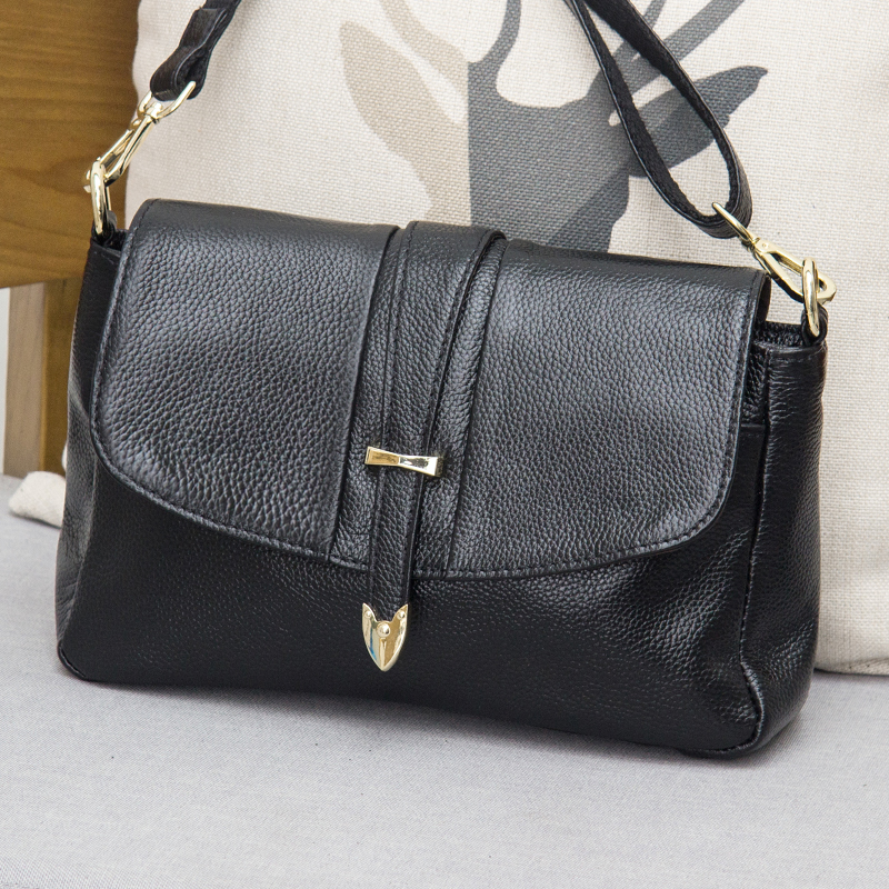 Luxury Women Messenger Bags Designer Woman Bag Genuine Leather Crossbody Shoulder Bags Totes sac a main femme Fashion Handbags 2017 genuine leather bag luxury handbags women sac a main femme de marque high quality brand fashion women messenger bag totes