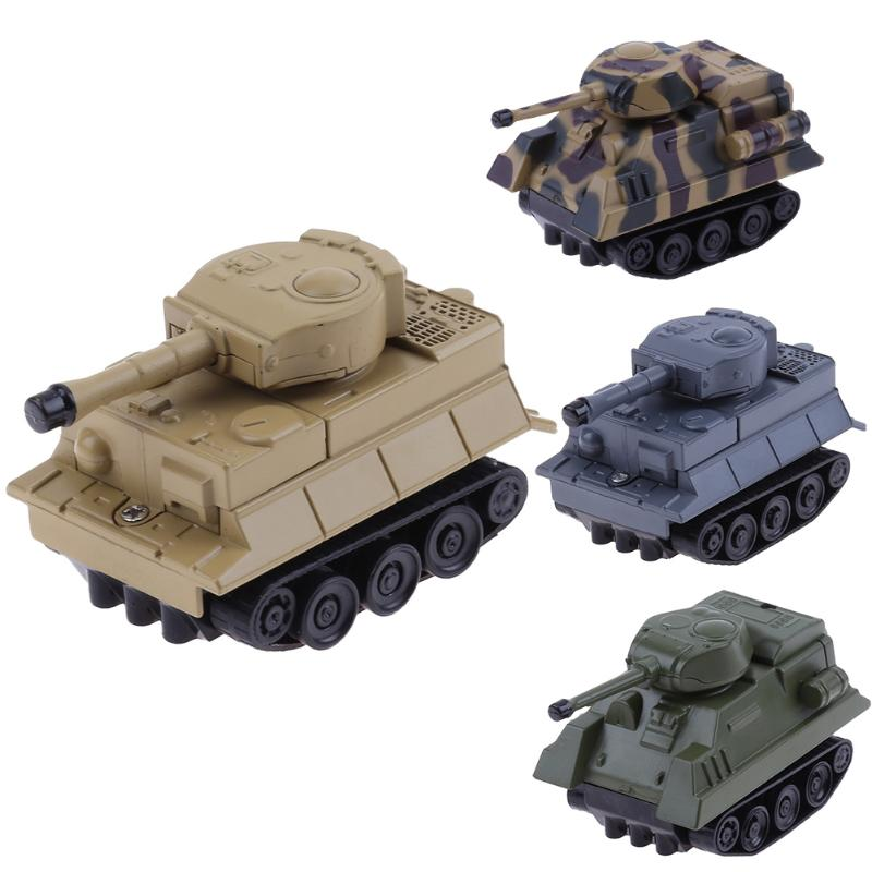 1Pcs DIY Plastic Inductive Car Toy Automatic Follow-Line You Draw Tank Kids Gifts Electric Car Model