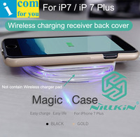 Nillkin Magic Wireless Charging Receiver Back Cover Case For IPhone 7 Plus Qi Standard