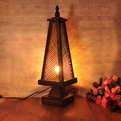 Thai crafts bamboo carving table lamps decoration hotel room thai crafts bamboo carving table lamps decoration hotel room decorative light southeast asian style table lamps aloadofball Choice Image