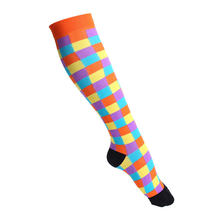 Medical Compression Socks Pressure Varicose Veins Leg Relief Pain Knee High Socks Knee Calf Support Socks for Women Men