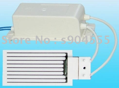DIY Ozone generator ceramic plate 5g/h  for air sterilizing   free shipping   220v ceramic plate with ceramic base 5g h ozone generator for ozone generator accessory white 120mm x 50mm