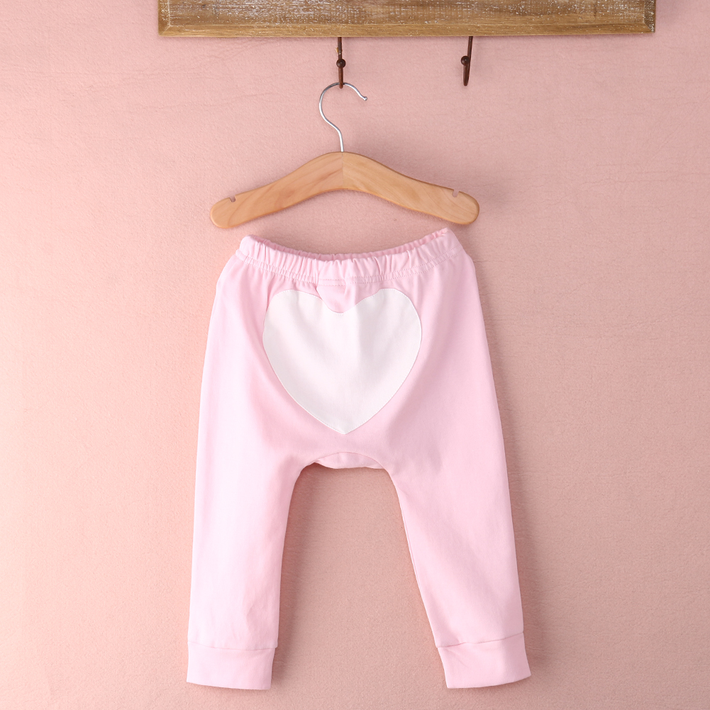 Toddler-Infant-Baby-Boy-Girl-Heart-Cotton-Bottom-Pants-Trousers-Leggings-6-24M-4
