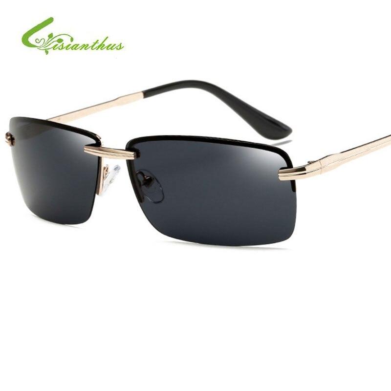 2019 Mode Marke Designer Hd Polarisierte Sonnenbrille Männer Polaroid Objektiv Uv400 Fahren Metall Rahmen Männlichen Sonnenbrille Gafas De Sol üBereinstimmung In Farbe
