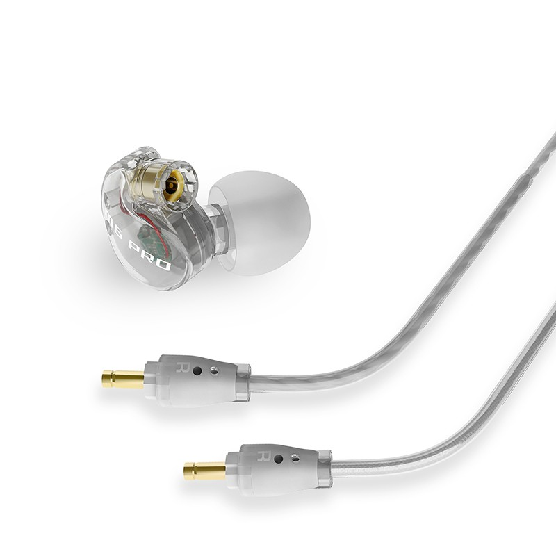 24 Hours Shipping MEE Audio M6 PRO Noise Canceling 3.5mm HiFi In-Ear Monitors Earphones with Detachable Cables Wired headset