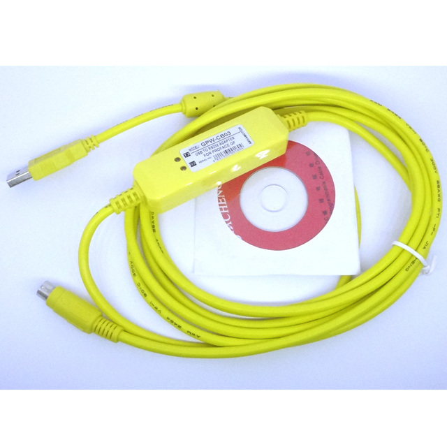 GPW-CB03 touch screen download cable USB to RS232 for GP Proface VISTA WIN7 XP