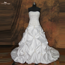 yiaibridal RSW261 Wedding Gown Sleeveless Sweetheart A-Line