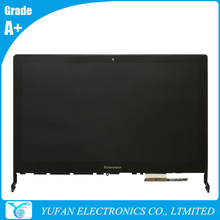 Original Laptop Replacement LP156WF4(SP)(L1) For Lenovo Flex 2 Pro-15/Edge 15 LCD Touch Screen Assembly With Bezel 5H40G91213