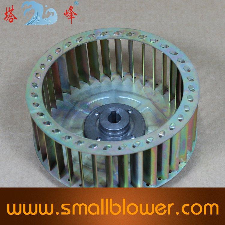 172mm Centrifugal Fan Impeller Design Blower Wheel On