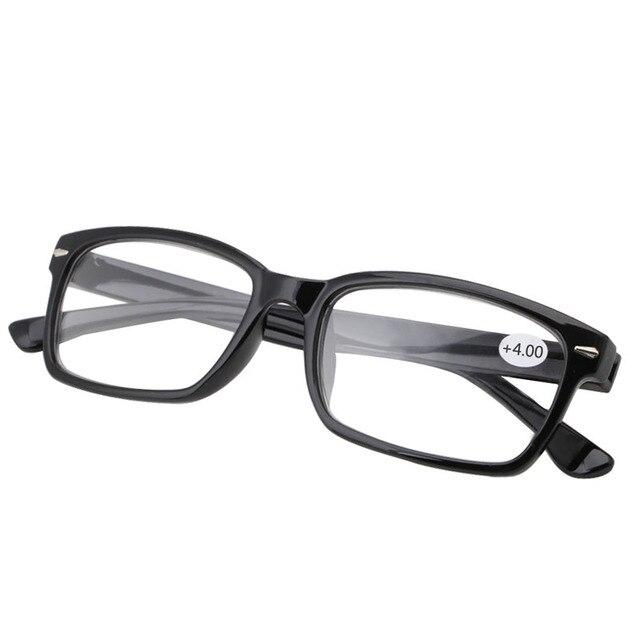 e70f22a74 Aliexpress.com: Compre 1 PC Retro Resina Óculos de Leitura Óculos de ...