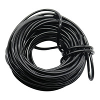 10m\/20m\/40m Watering Hose 4\/7 mm Garden Drip Pipe PVC Hose Irrigation System Watering Systems for Greenhouses