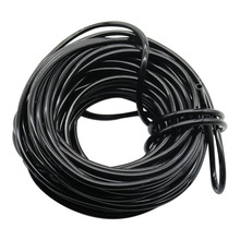 10m/20m/40m Watering Hose 4/7 mm Garden Drip Pipe PVC Hose Irrigation System Watering Systems for Greenhouses