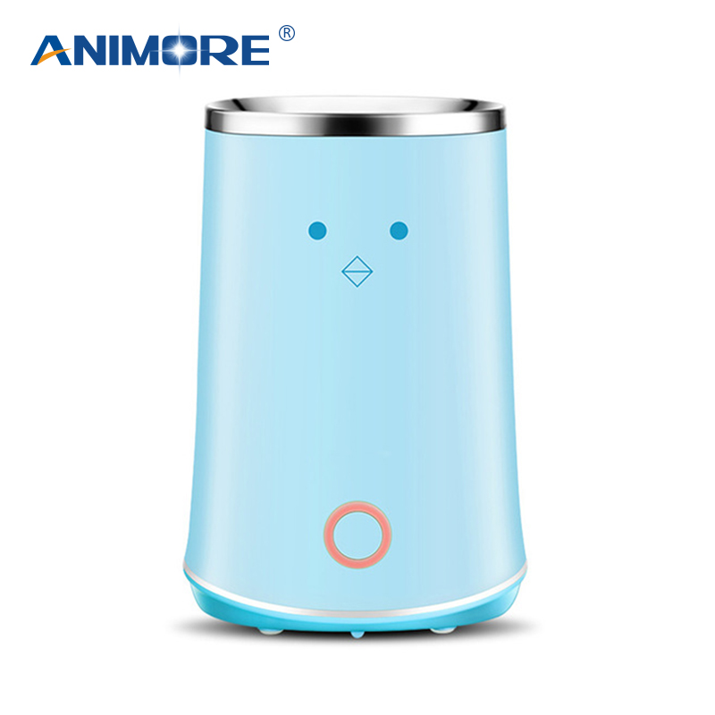 ANIMORE Automatic Rising Egg Roll Maker Cooking Tool Electric Egg Boiler Dual-tube Egg Cup Omelette Master Sausage Machine