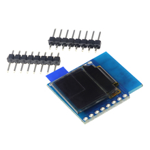 HESAI Smart Electronics 0.66 Inch OLED I2C Shield D1 Mini