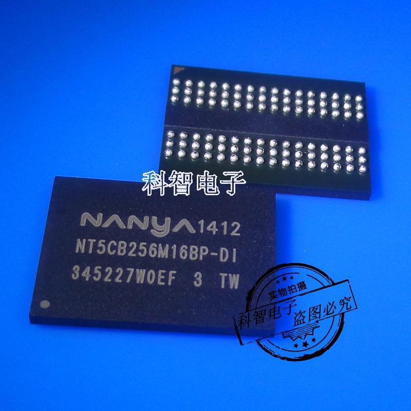 (1PCS) (2PCS) (5PCS) (10PCS) 100% new original   NT5CB256M16BP-DI  BGA  DDR3 Memory chip цена