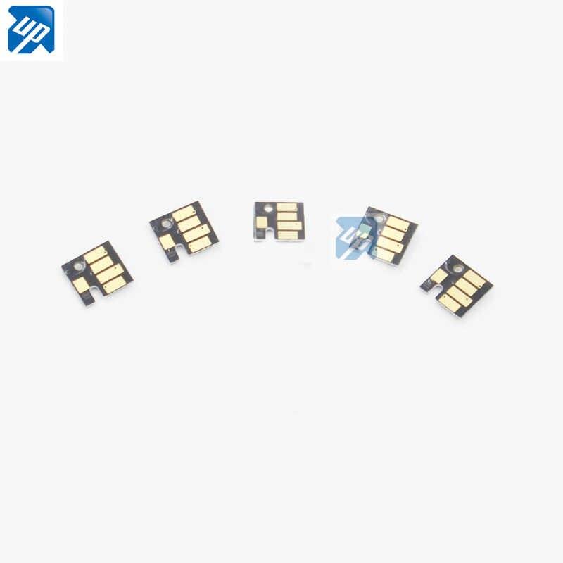 5 pcs PGI5 CLI8 ARC RESETTABLE Chips untuk PGI-5BK, CLI-8BK/C/M/Y ip4200/ip4300/ip520/ip5300/mp500/mp530/mp600/mp800