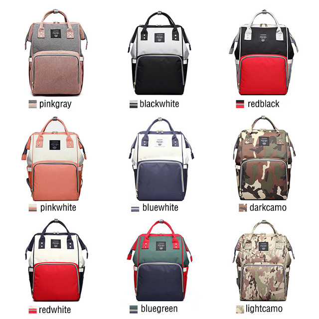 Diaper Baby Care Travel Backpack Waterproof Outdoor Pregnant Mummy Backpack