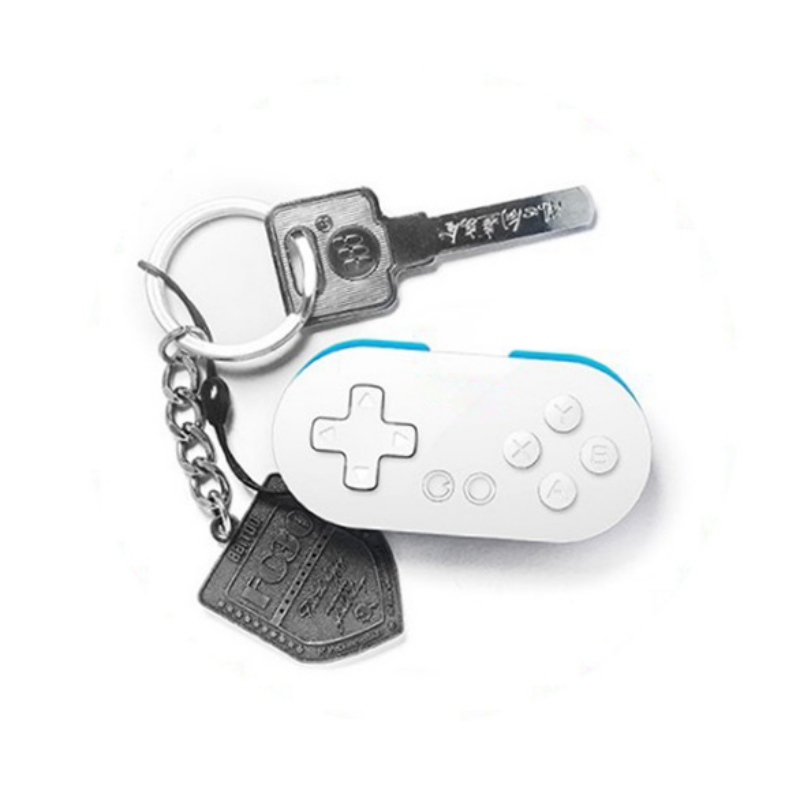 8Bitdo Zero Mini Wireless Bluetooth Game Controller Gamepad Joystick Selfie For Android Phones iOS PC Remote Shutter LED Light ювелирные кольца ivanka silver кольцо