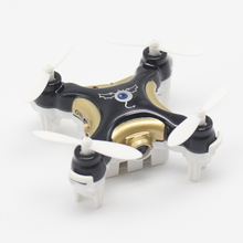 Cheerson CX-10C מיני Quadrocopter 2.4G Drone עם 0.3MP מצלמה CX-10 CX-10A CX10 Quadcopter כיס גודל