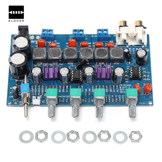 new arrival details about 2 1 digital amplifier board subwoofer ampnew arrival details about 2 1 digital amplifier board subwoofer amp tpa3116d2 50w 50w 100w