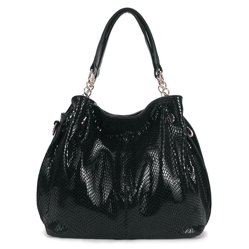 Luxury Handbags Women Bags Designer Serpentine Women Bag Big Shoulder Bags For Women 2017 Bags Handbags Women Famous Brands