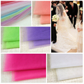 The gauze cloth hard Tulle Wedding dress skirt white cloth doll dress fabric yarn fabric