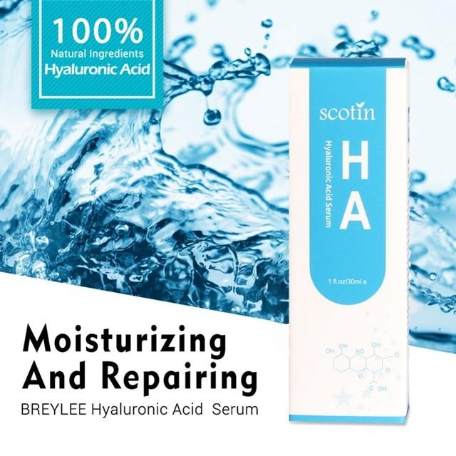 Moisturizing And Repairing Hyaluronic Acid Face Serum Anti Wrinkle Anti Aging Essence Whitening Skin Care