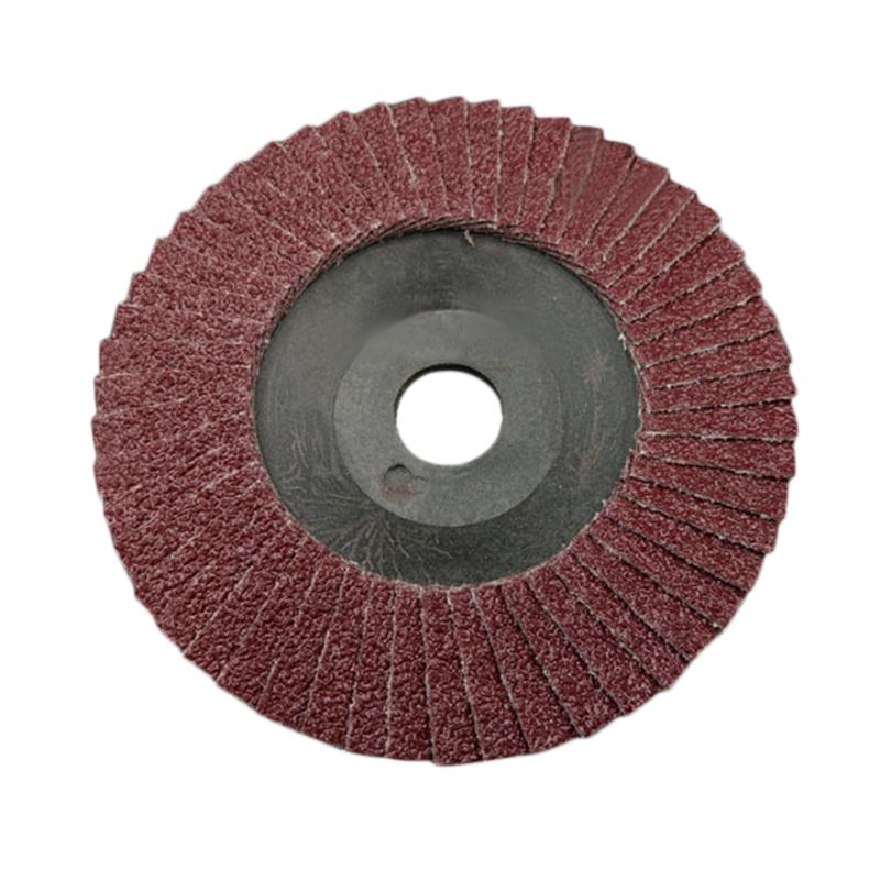 Polishing Wheel Multi Specifications Flap Disc Grinding Wheel Thickening Sandpaper Abrasive Cloth Grinding Plate Calcining