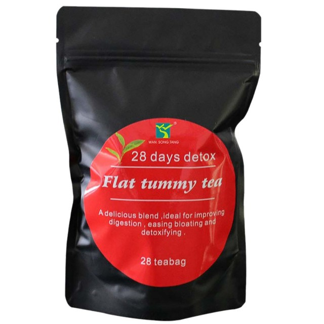 28 Days Natural Slimming Tea Fat Burning Tea for Weight Losing Slimming Healthy 2019 Weight loss tea