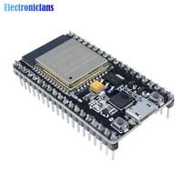 ESP 32 ESP 32S WiFi Bluetooth Development Board 2 4GHz Micro USB CP2102 Version Dual Core