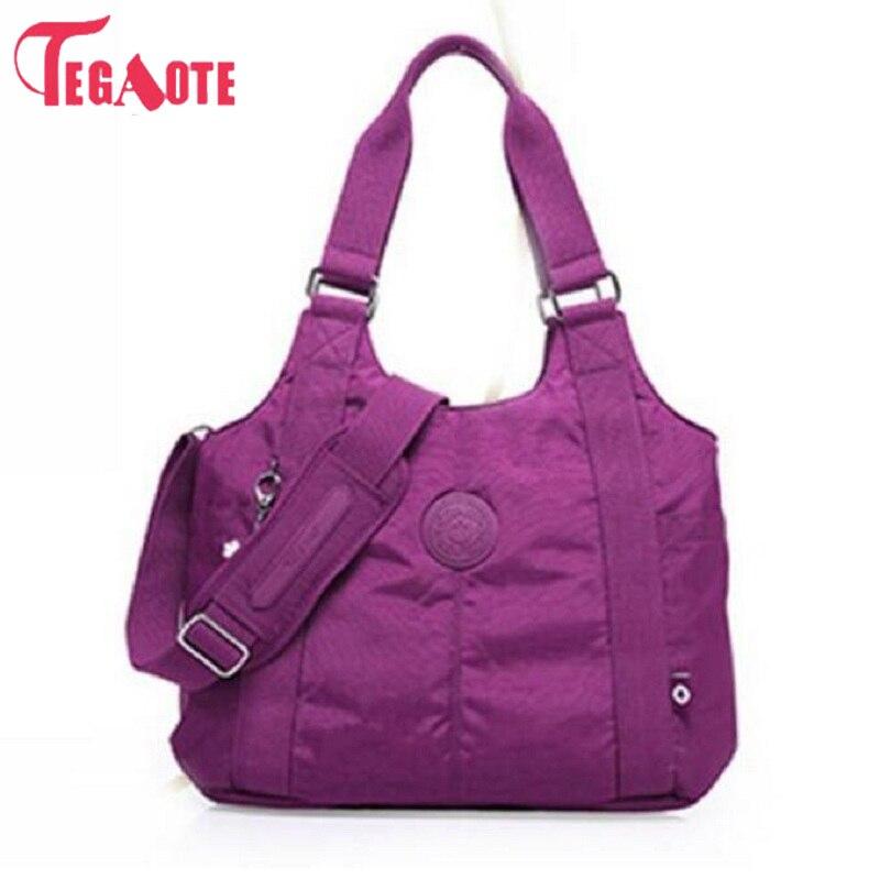TEGAOTE New Women Handbags Female Shoulder Messenger Bags For Women Luxury Handbag Designer Top-handle Bag Tote Bolsa Feminina