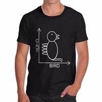 T Shirt Print Casual Breaking Bad Print T Shirt For 2018 Crew Neck Bird Short Sleeve