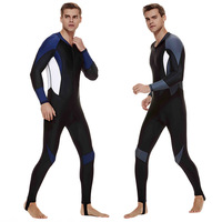 8b735a15d Sbart Men S Surf Clothes Sunscreen Anti Jellyfish Lycra Wetsuit Quick Dry Snorkeling  Suit Swimwear Summer