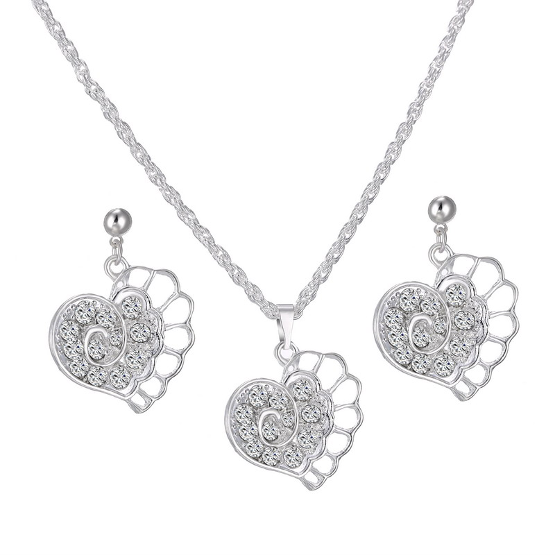 Crystal Bridal Jewelry Sets...