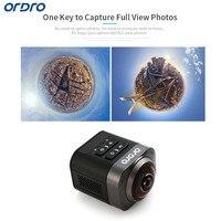 Ordro D5 Ultra HD Wifi Mini Panoramic Action Camera 3280 2464 Panorama Camera 360 Degree Sport