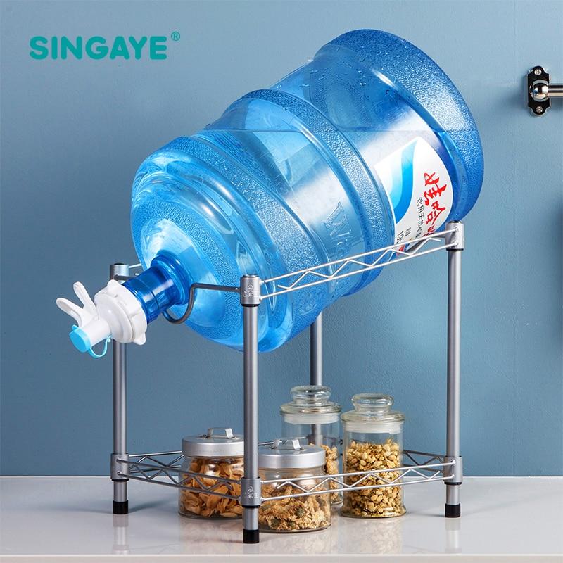 Singaye Diy Bottled Water Scaffold Pure Bucket Mineral