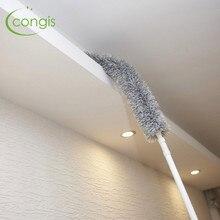 Congis 1 шт. изогнутые Long-обрабатываются Duster выдвижным тончайший Волокна чистке Щётка бытовой furniturer пыль чистого автомобиля