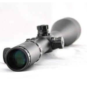 Image 4 - Visionking 4 48x65 למעלה איכות גדול שדה ראיה רחב צבאי Riflescope 12 פעמים יחס טקטי אופטי זום מראות. 50BMG