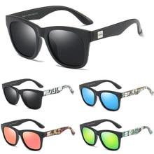 SARA 2018 Nova Marca Designer Homens Mulheres Óculos De Sol Polarizados  Revestimento Eyewear Oculos UV400 de427e3f45