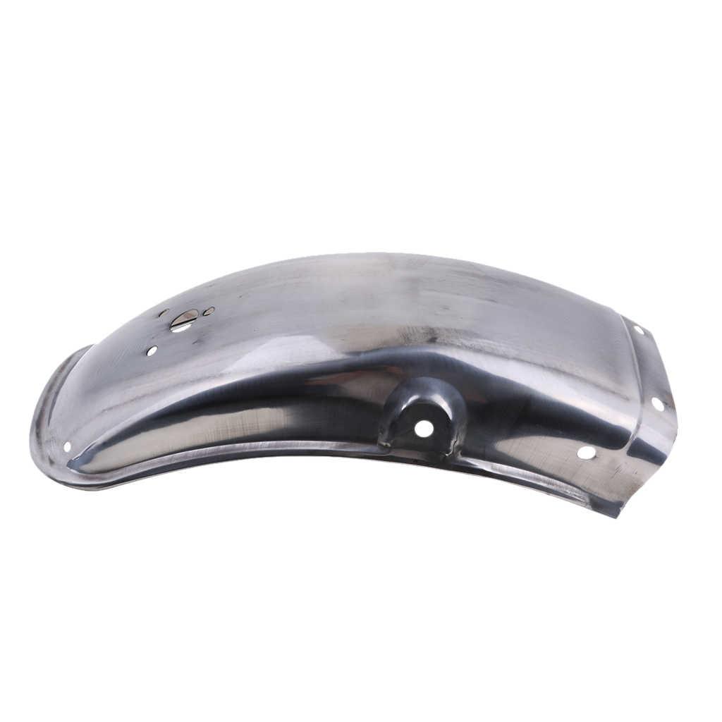 Motosiklet arka çamurluk çamurluk kapakları Honda CN125 motosiklet motosiklet Fairing Mug Guard JANT KAPAĞI paslanmaz çelik