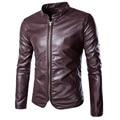 Hombres chaqueta de invierno 2017 abrigo masculino chaqueta de bombardero de los hombres de gama alta de corea versión palacio marca outwear chaquetas de algodón para hombre clothing 5xl